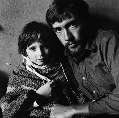 ©Борис Смелов. «Ангина. Маша и Митя (Дмитрий Шагин и Мария Снигиревская). 1978»
