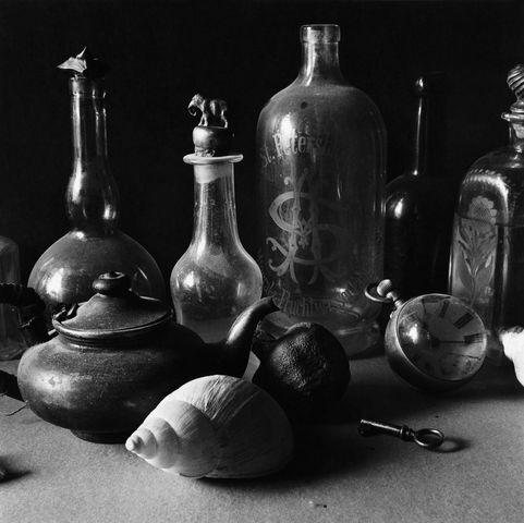 ©Борис Смелов. «Натюрморт с ключиком. 1990»
