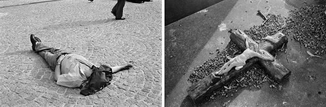 © Андрей Гордасевич. Из серии «Пары. Париж. 2004–2009»