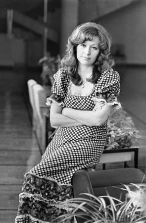 Алла Пугачева, 1976 год. Фото Юрия Белозерова