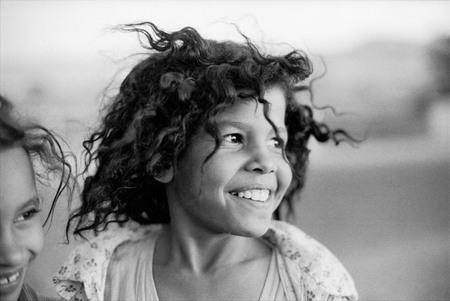 Сабина Вайс. МаленькаЯ египтянка. 1983. © Sabine Weiss/Rapho