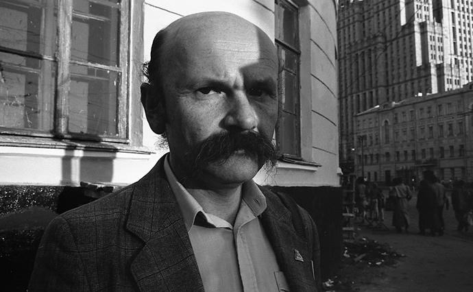 Александр Александрович Слюсарев. Фото А.Б.