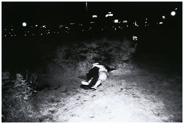 Kohei Yoshiyuki, Untitled, from the series The Park, 1973
