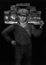 Handlanger, 1928 © Die Photographische Sammlung/SK Stiftung Kultur – August Sander Archiv, Cologne; VG Bild-Kunst, Bonn, 2010.