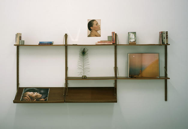 Carol Bove, Das Energi, 2005–6. Courtesy the artist and Kimmerich, New York. Photo by Thomas Müller