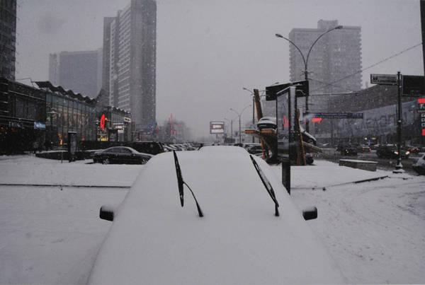 ©Группа авторов. «Александр Слюсарев. Что я видел. Зима. 2007»