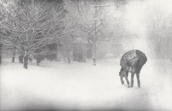 Зима в Нью-Йорке