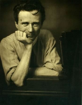 Edward Steichen. Self portrait