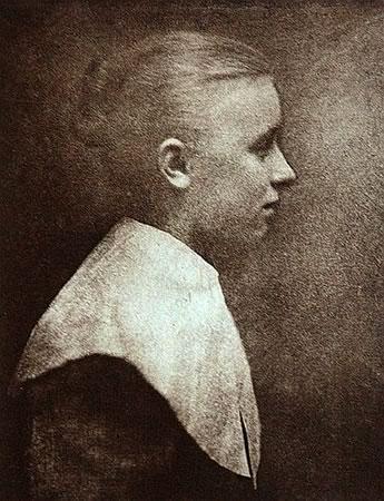 Maskell. Young Dutchwoman