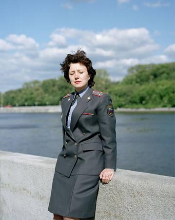 Анастасия Хорошилова<br />  Полковник К.<br />  2005