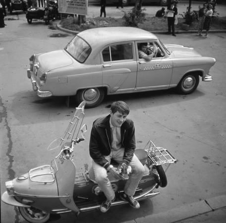 А.Князев. Валентин Смирницкий. 1960-е. Центр фотографии имени братьев Люмьер