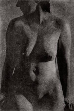 Артур Ионаускас. «Фронтальный портрет». oilprint 22х33 см
