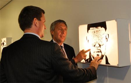 Bretton Smeed: Tactile LightBox