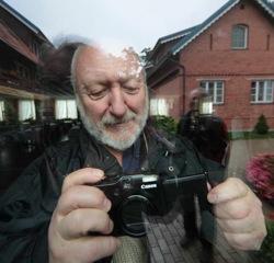 Владимир Никитин, автопортрет