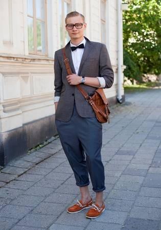 © Лииса Йокинен. Юсси, 20 лет