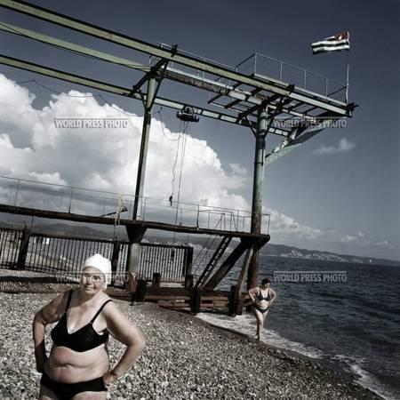 """Давиде Монтелеоне. Из серии """"Абхазия"""", получившей первый приз в разделе """"Новости"""" World Press Photo 2008"""""""