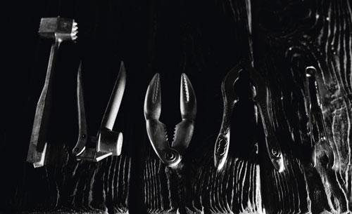 © Вита Буйвид. Из проекта «Инквизиция» (2009)