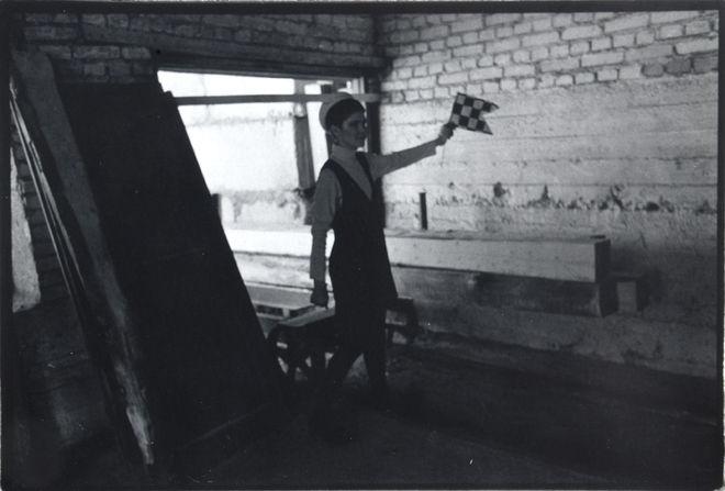 © Вита Буйвид. Из проекта «Передовица» (1993)