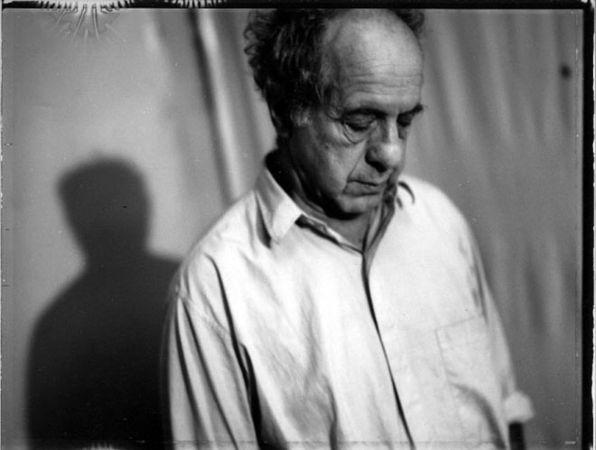 Барри Корнблух, Нидерланды / США<br>  Портрет американского фотографа Роберта Фрэнка, 1994, Polaroid