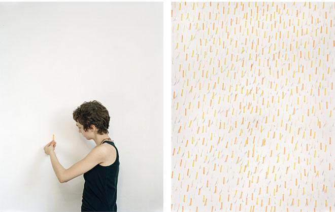 Давиде Майоне, Великобритания<br>  Что заставляет молодых девушек жить? (диптих), 2007, inkjet print, 74х52см х2