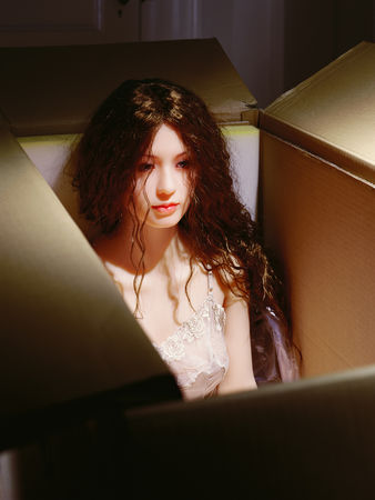 Laurie Simmons, Day 1/Day 27 (New in Box), (2010)