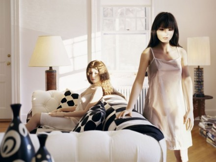 Laurie Simmons, Day 30 (Meeting), (2010)