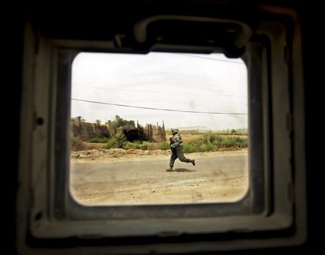 Benjamin Lowy. Iraq Perspectives I
