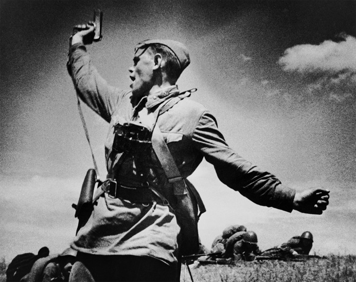 Макс Альперт. Комбат. 1942