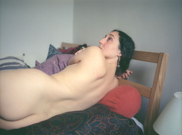 "Beso Uznadze, ""Tina"", ""Don't Wake me"" series, 2010"