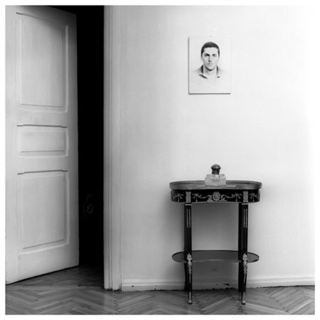 "Irina Abjandadze ""Levan Adeishvili, 24 years old"", ""Victim"" series, 2000"