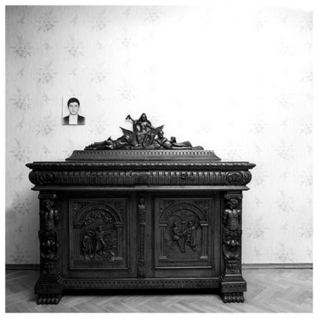 "Irina Abjandadze ""Guiorgui Chaguelishvili, 26 years old"", ""Victim"" series, 2000"