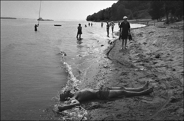 ©Олег Климов. «Окрестности Саратова. 2000»