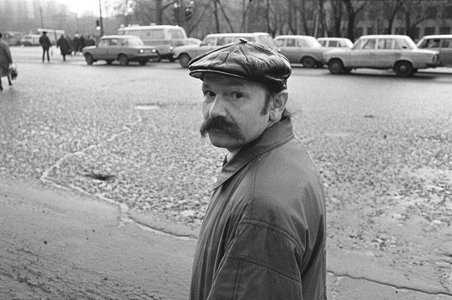 Александр Александрович Слюсарев. Фото Игоря Мухина