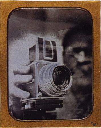 Алехандро Мартинес «Камера», дагеротип, 2000