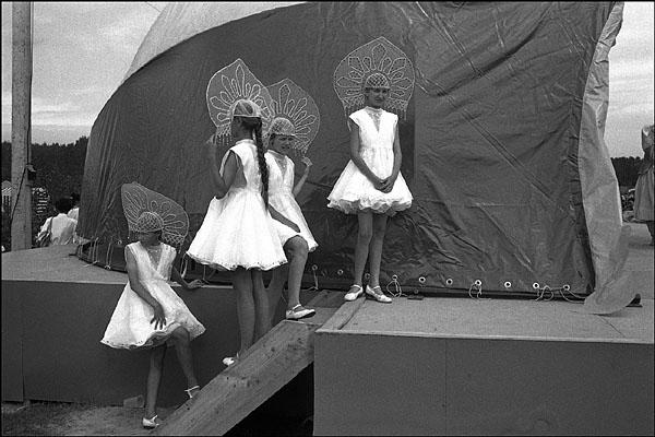 ©Олег Климов. «Сабантуй - праздник урожая, Зеленодольск. 2000»