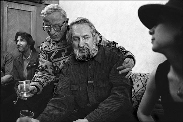 ©Олег Климов. «Вечеринка фотографов, Казань. 2001»