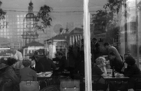 © Михаил Дашевский. «Стекляшка» у Яузских ворот
