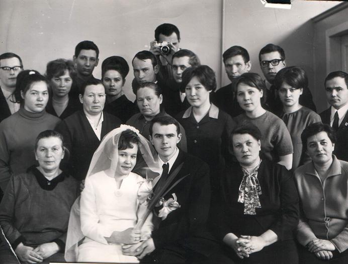 Фото из архива семьи Иванюты Л.Н.