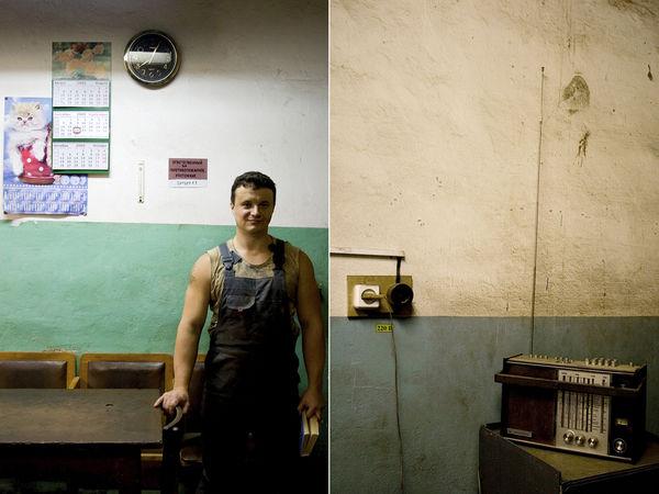 Выбор редакции Foto&Video – Потеряев Сергей, серия «О тех, кто делает тепло», г. Екатеринбург