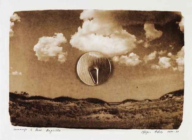 © Андрей Чежин. Посвящение Рене Магритту. 1990–99