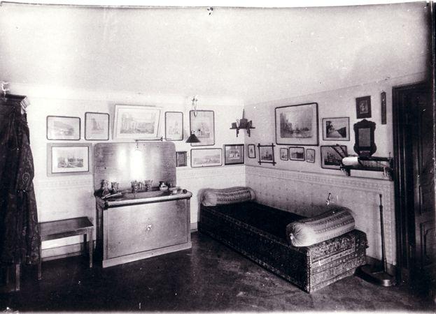 Кабинет С. Д. Шереметьева. Северный флигель, 1 этаж