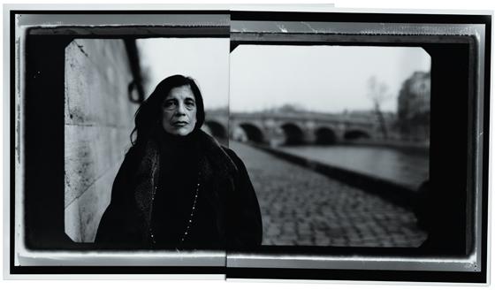 © Анни Лейбовиц. Сьюзан Зонтаг. Набережная Больших Августинцев, Париж, 2003