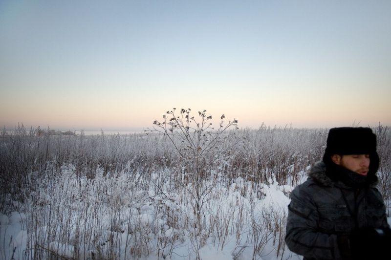 ©Александр Наану. «Зёма, Переславль-Залесский, 2010»