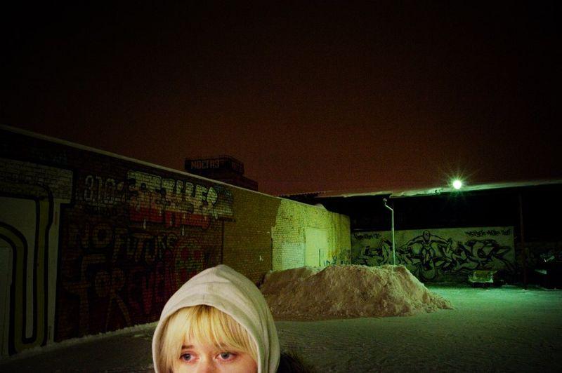 ©Александр Наану. «Алена, Москва, 2010»