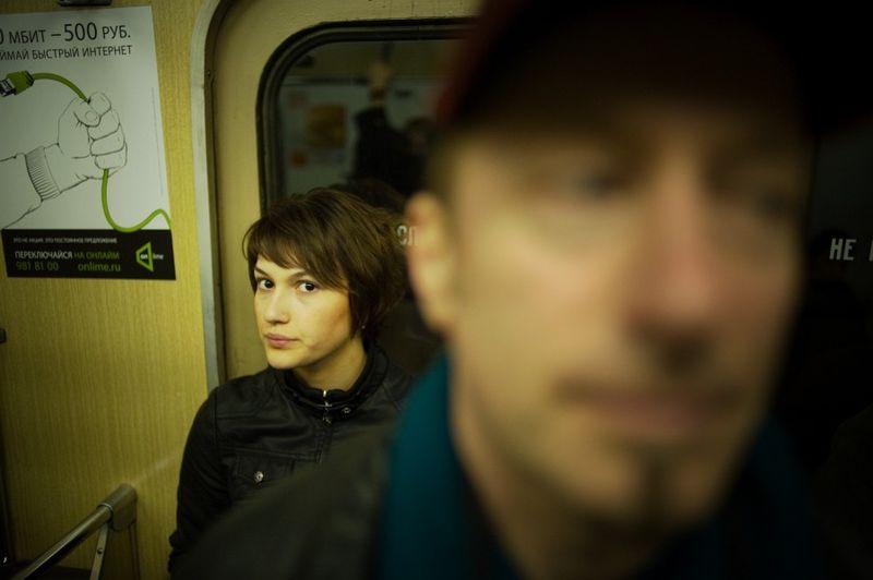 ©Александр Наану. «Эрик, Москва, 2011»