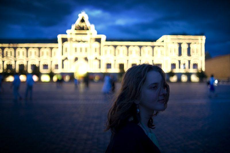 ©Александр Наану. «Света, Москва, 2009»