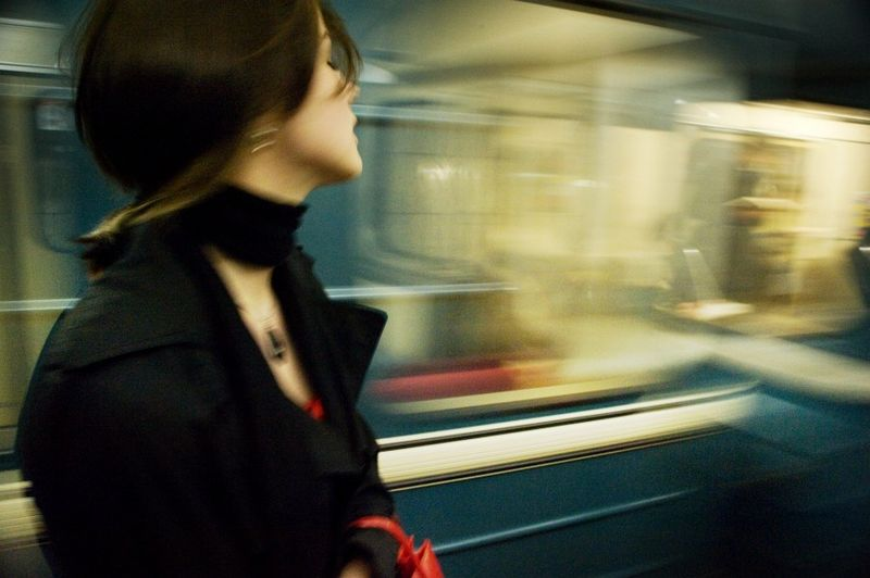 ©Александр Наану. «Таня, Москва, 2010»