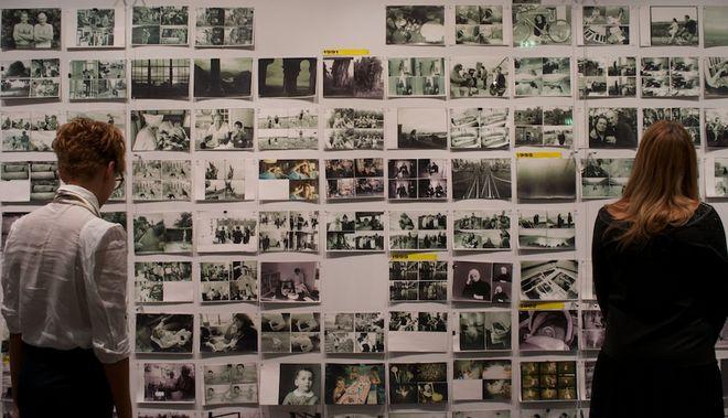 Выставка «Жизнь фотографа. 1990 – 2005» в музее Пушкина