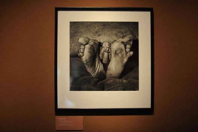 Персональная выставка Роджера Баллена © Roger Ballen
