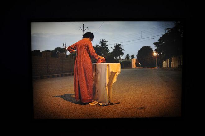 """Из выставки """"Роль и ритуал"""" © Bani Abidi"""